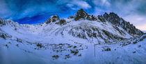 Great Cold Valley. Velká Studená dolina von Tomas Gregor