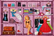 Meine Kleider - My clothing von Monika Juengling