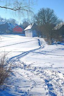 Winter am Land... 1 von loewenherz-artwork