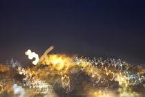 dancing lights von pixeletta