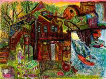 My Treehouse Paradise  von Lindsay Strubbe