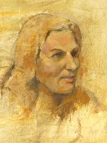 Porträt Übung by alfons niex