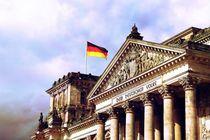 Der Berliner Reichstag by Heidi Piirto