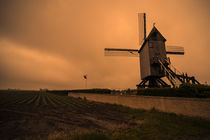 French Windmill  by Rob Hawkins