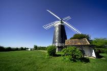 a Norfolk Windmill  by Rob Hawkins