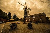 Yorkshire Mill  von Rob Hawkins