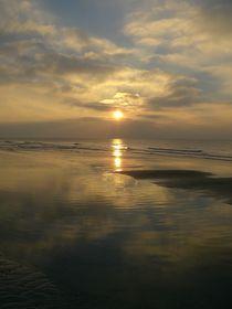 Abendsonne am Strand von atelier-kristen