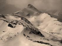 Berglandschaft im Winter by Karlheinz Milde