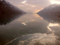 Alpensee by Karlheinz Milde