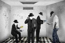 Die kopflose Gesellschaft von Erich Krätschmer