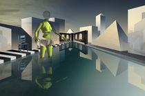 Base X9 - die verlassene Stadt von Erich Krätschmer