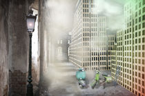 Großstadtdschungel von Erich Krätschmer