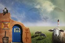 Wo bist du, Schaf? von Erich Krätschmer