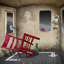 Im Labyrinth des Einzimmerappartements auf hoher See von Erich Krätschmer