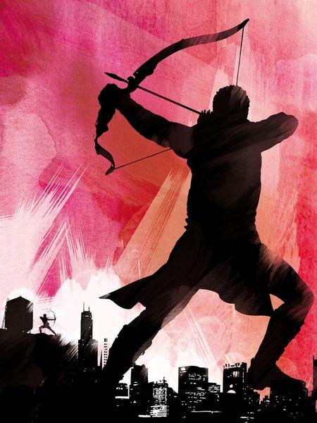 Hawkeye-art