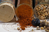 The secret of spices von Erich Krätschmer