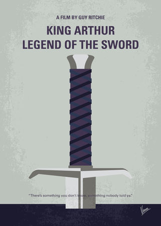 No751-my-king-arthur-legend-of-the-sword-minimal-movie-poster