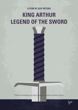 No751-my-king-arthur-legend-of-the-sword-minimal-movie-poster