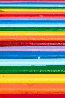 Colored Bench by maxal-tamor