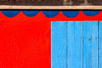 Detail of Beach Cabins Textures by maxal-tamor