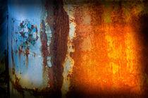 Colored Rust Metal by maxal-tamor