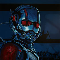Ant-Man Painting von Paul Meijering