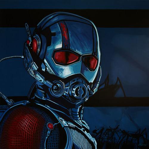 Antman-painting
