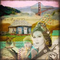 San Francisco mood  by nidigicrea