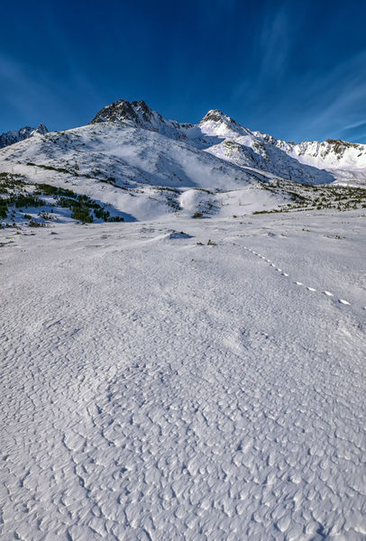 Winter-tatras