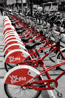 Red Bikes von stephiii