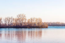 Clear Morning on the River by maxal-tamor