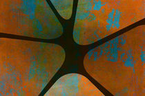 Sixties or Seventies Decoration Background by maxal-tamor