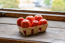 Six Tomatoes in a Crate by maxal-tamor