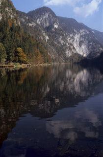 Bergsee von Karlheinz Milde
