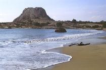 einsamer Strand  von Karlheinz Milde