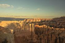 Morgenstimmung im Bryce Canyon by Andrea Potratz