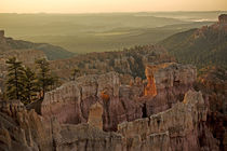 Sunrise im Bryce Canyon by Andrea Potratz
