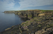 Die Klippen von Logaglebe in der Nähe von Skiba Geo von Andrea Potratz