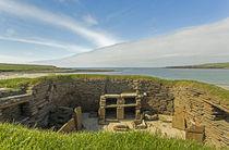 Skara Brae, Orkney by Andrea Potratz