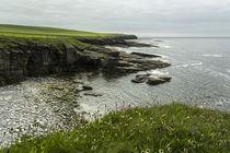 Schottlands Küsten, Insel Orkney von Andrea Potratz