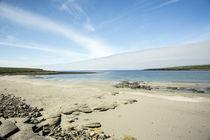 Am Strand von Skara Brae von Andrea Potratz