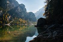 Südtirol: Pragser Wildsee – Lago di Braies – South Tyrol von Zippo Zimmermann