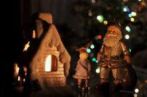 Christmas toys von Natalia Akimova