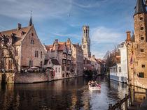 Brügge - Bruges (Belgium) von Zippo Zimmermann