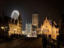 Gent by night von Zippo Zimmermann