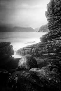 Seascape Elgol 1 von Karl Thompson