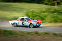 Fiat Abarth racing car by maxal-tamor