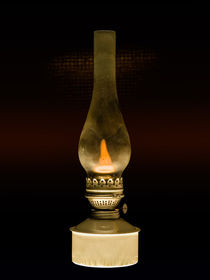 Old Lamp Oil by maxal-tamor