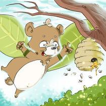 Der Honigbär by Miguel Fernando Egaña Silva