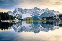 Italy: Lago di Misurina von Zippo Zimmermann